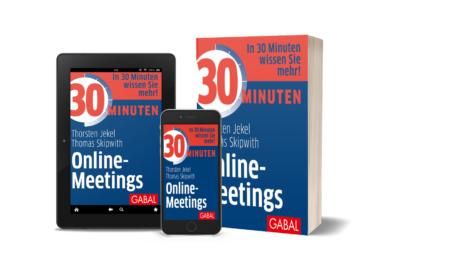 Online-Meetings: Buch und E-Book