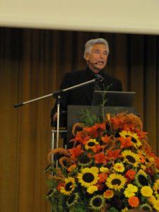 Peter Brabeck, Nestlé, spricht vor der Zürcher Volkswirtschaftlichen Gesellschaft