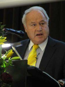 Dr. Hans-Ulrich Doerig, Präsident des Verwaltungsrates der Credit Suisse Group: Auf dem rhetorischen Prüfstand