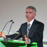 Didier Burkhalter an der Uni Zürich