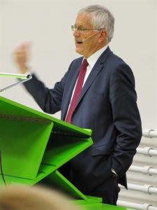 Kaspar Villiger über die Schweiz und Europa