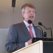 """Dr. Peter Wuffli: Referat """"Unternehmerische Philanthropie"""""""