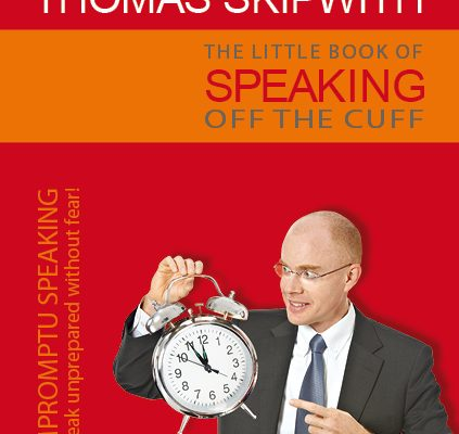 Learn how to speak off the cuff with confidence