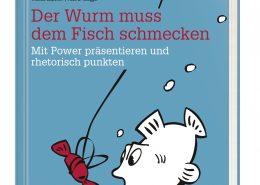 Der Wurm muss dem Fisch schmecken von Thomas Skipwith