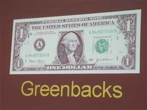 Folie Greenbacks
