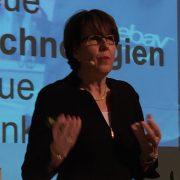Susanne Ruoff: Immer wieder bestärkende Gesten.