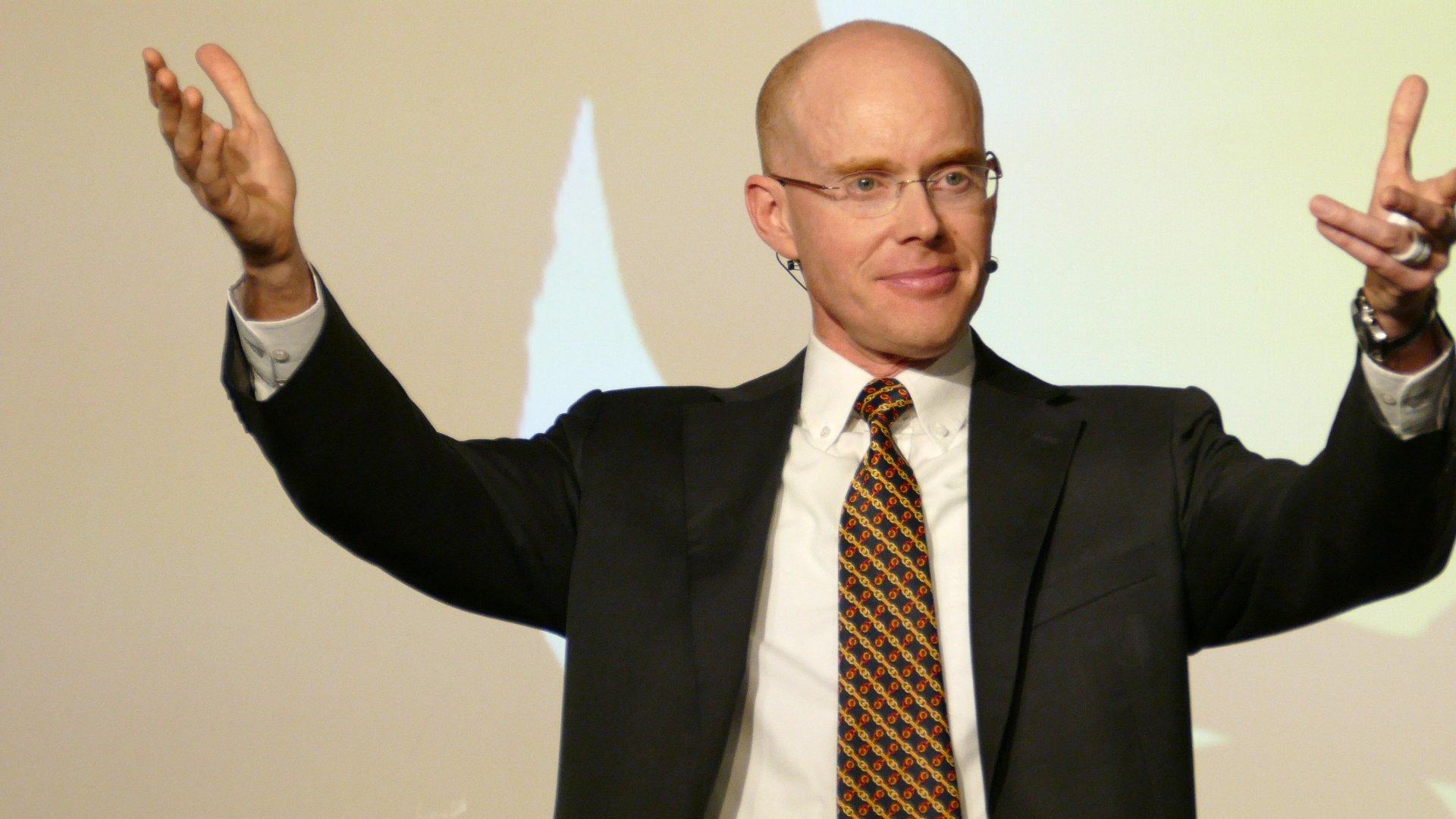 Forum Wirtschaftsstandort Limmattal: Thomas Skipwith als Keynote-Speaker