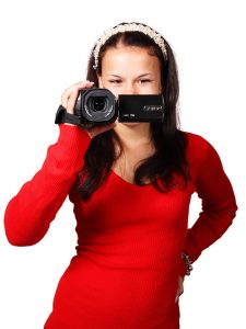 Video-Feedback mit dem Smartphone und der Kamera