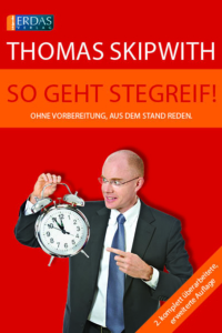 "Buchcover ""So geht Stegreif!"""