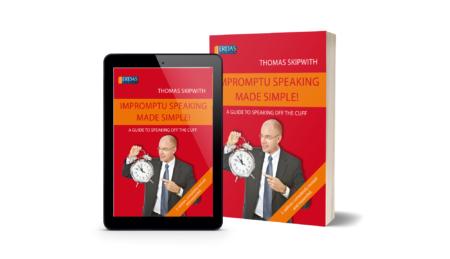 Imprompt Speaking Cover