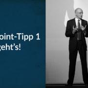 PowerPoint Tipp 1