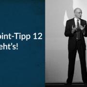 PowerPoint Tipp 12