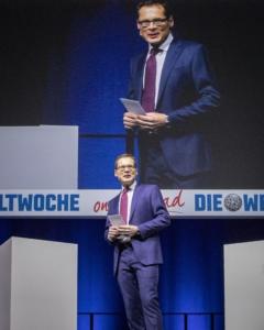 Roger Köppel spricht zum Zustand der EU