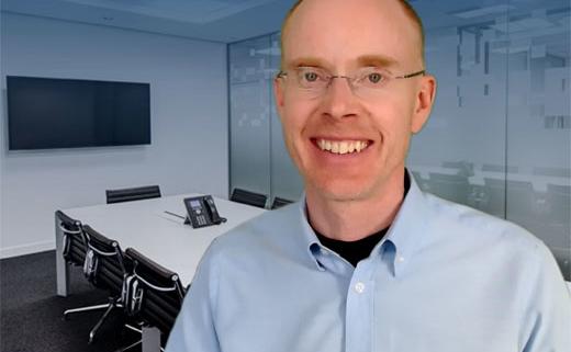 Thomas Skiwith Training für Online-Meetings