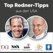 Top Redner-Tipps aus den USA