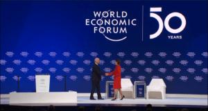 Simonetta Sommaruga am WEF